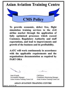 CMS Policy