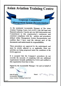 Corporate Commitment Management System Documentation